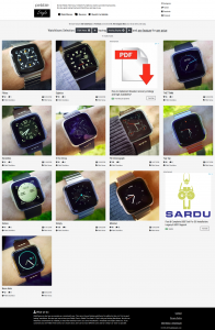 Pebblestyle.com Watchfaces